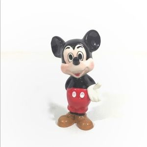 Mickey Mouse Small Figurine